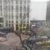 К правительственному кварталу направляется огромная толпа человек