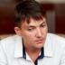 Савченко не дали выступить на акции против Путина в Киеве