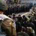 Столкновения под Радой: появилось фото пострадавшего полицейского