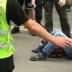 В Киеве авто сбило евробляхера-нарушителя – СМИ