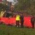 В Польше автобус с украинцами упал со склона: есть погибшие