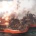 Пожар танкеров в Черном море: число погибших резко выросло