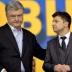 Дебаты Порошенко и Зеленского на