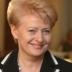 Грибаускайте не будет поздравлять Путина: в Литве назвали причину