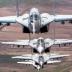 Авиация ВСУ приведена в боевую готовность: российские самолеты приблизились к границам Украины