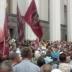 Столкновения под Радой: Геращенко договорилась с митингующими