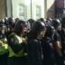 В центре Киева произошла стычка между активистами и полицейскими