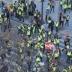 Количество задержанных в Париже достигло беспрецедентного уровня – 1550 человек