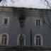 Пожар в Киево-Печерской лавре: огонь тушат 44 спасателя