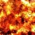 В Киеве неизвестные в балаклавах подожгли маршрутки