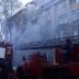 Пожар в Одессе: люди прыгали из окон прямо на пожарных (видео)